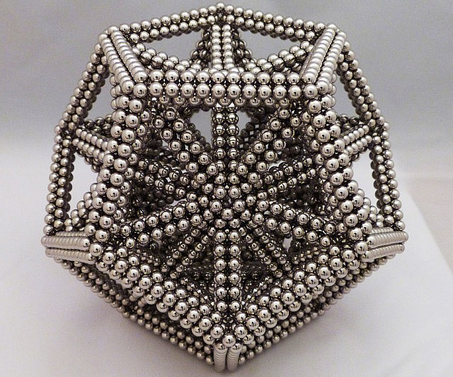 Magnetic Toy Balls