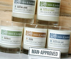 Man Approved Scented Candles