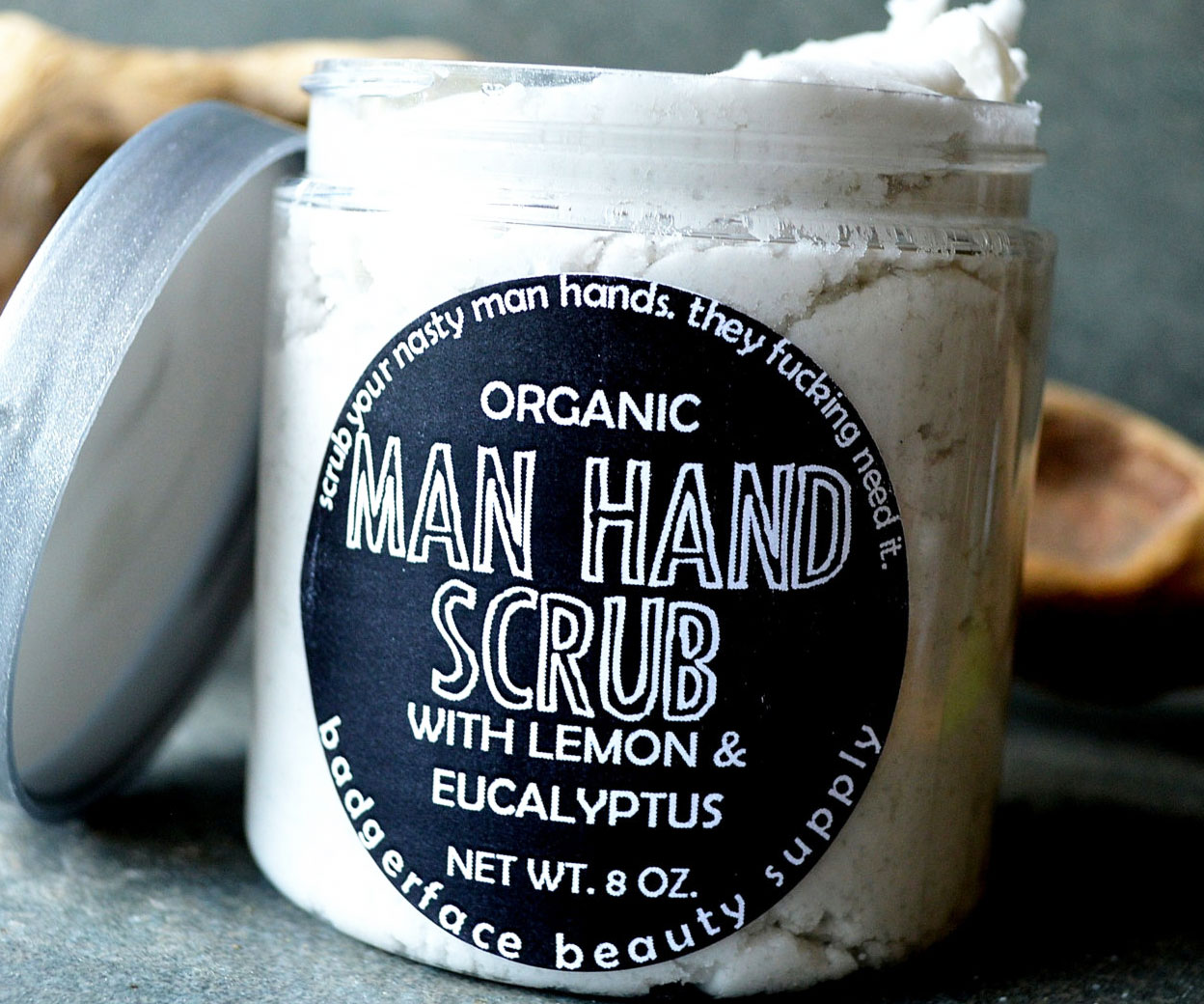 Rough Hand Scrub For Men