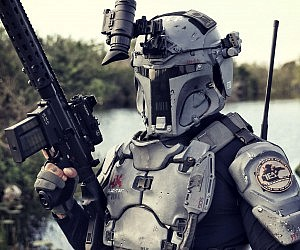 Halo Reach Spartan Armor Suit