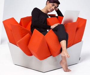 French Fry Easy Chair