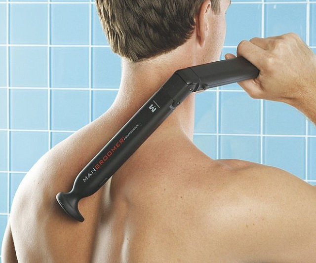 Diy back shaver solutioingenieria Choice Image