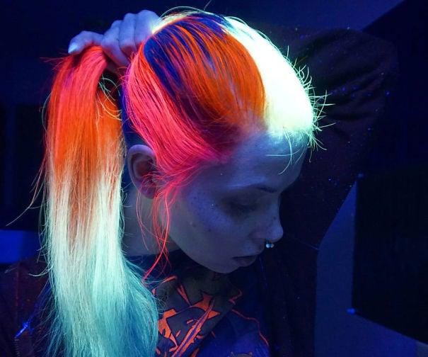 In The Dark Hair Dye