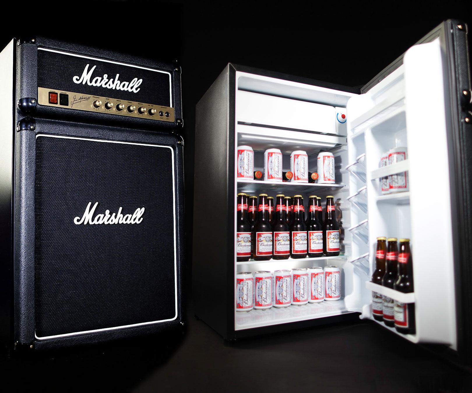 Marshall Amplifier Fridge - coolthings.us