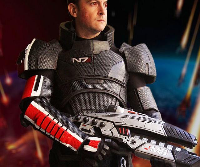 Mass Effect Armor
