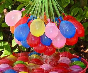 Mass Water Balloon Loader