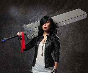 Massive Cosplay Sword