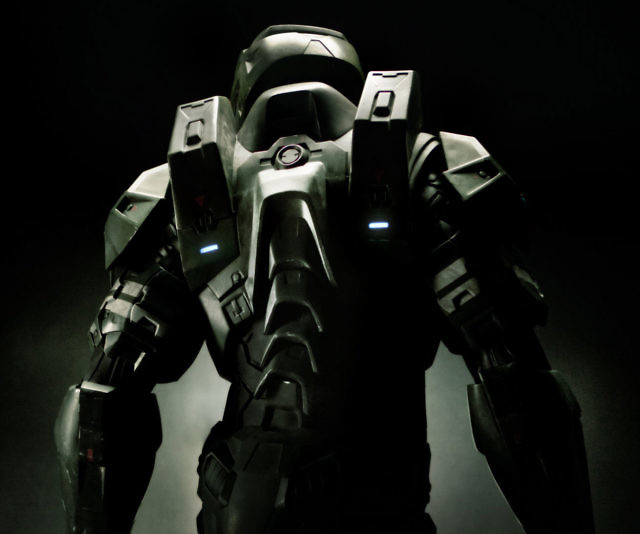 Halo 3D Printed Master Chief Armor