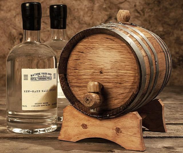 Make Your Own Whiskey Kit