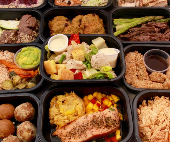 Fresh Healthy Meal Prep Delivery