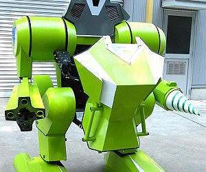 Battle Robot For Kids