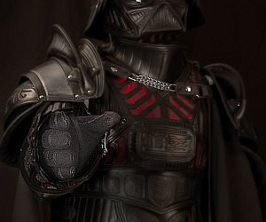 Medieval Darth Vader Armor