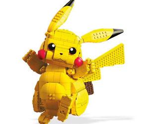 Mega Construx Jumbo Pikachu Kit
