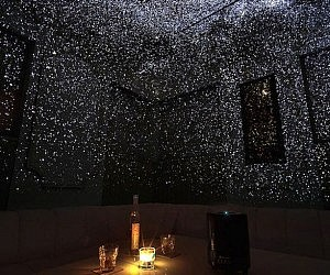 Bathtub Planetarium Light