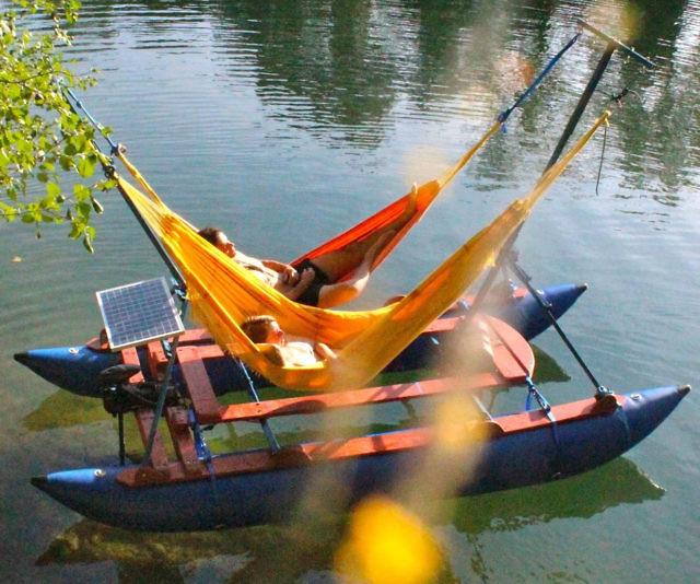 motorized hammock boat hammock boat  rh   thisiswhyimbroke