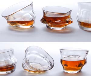 Melting Glass Cups