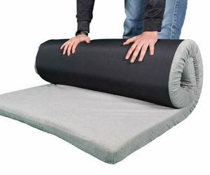 Roll Out Memory Foam Floor...