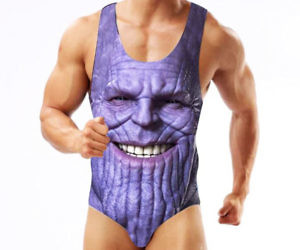 Thanos One Piece Swimsuit