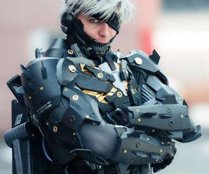 Metal Gear Raiden's Armor Pattern