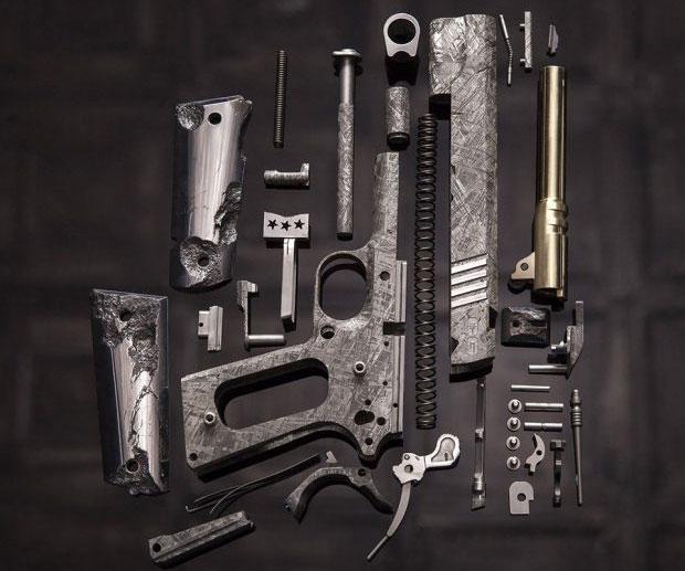 Meteorite Pistols