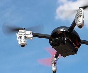 Micro Drone Aerial Camera