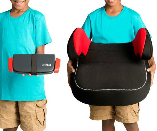 Foldable Car Booster Seat