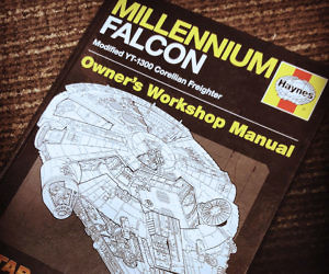 Millennium Falcon Owner?s ...