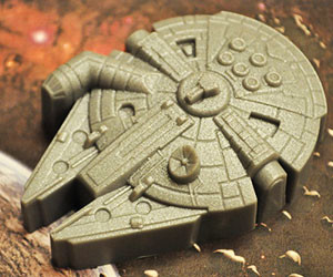 Millennium Falcon Soap Bar