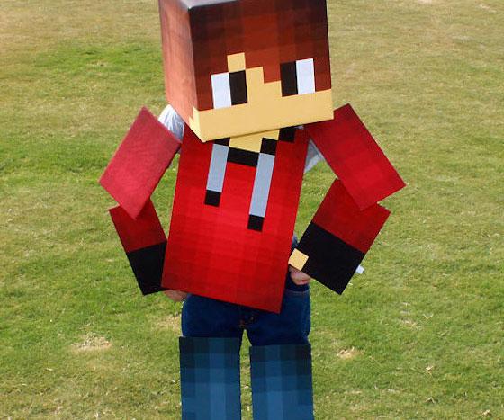 Minecraft costume kit solutioingenieria Choice Image