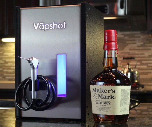 Alcohol Vaporizer Shot Machine