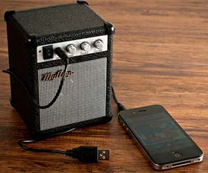 Mini Amplifier Speaker