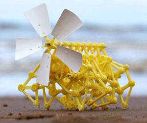 Mini Strandbeest Model Kit