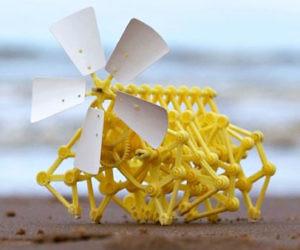 Mini Strandbeest Model Kit