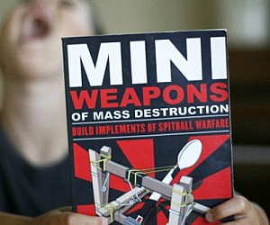 Mini Weapons Of Mass Destruction Book