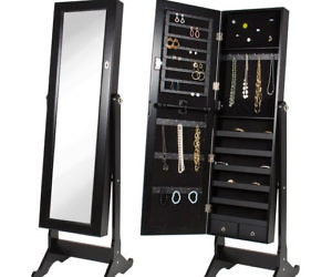Adornments Cabinet Mirror