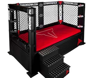 Luxury MMA Cage Bed