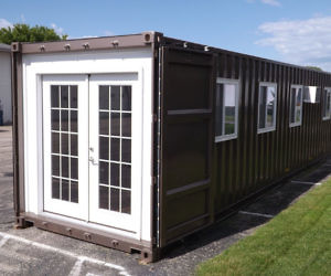 Pre-Fabricated Shipping Container Home