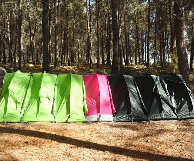 Modular Attachable Super Tent & Attachable Super Tent