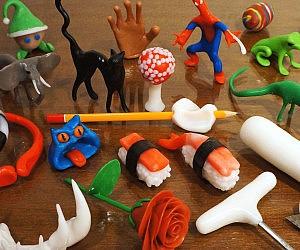 Moldable Plastic Pellets