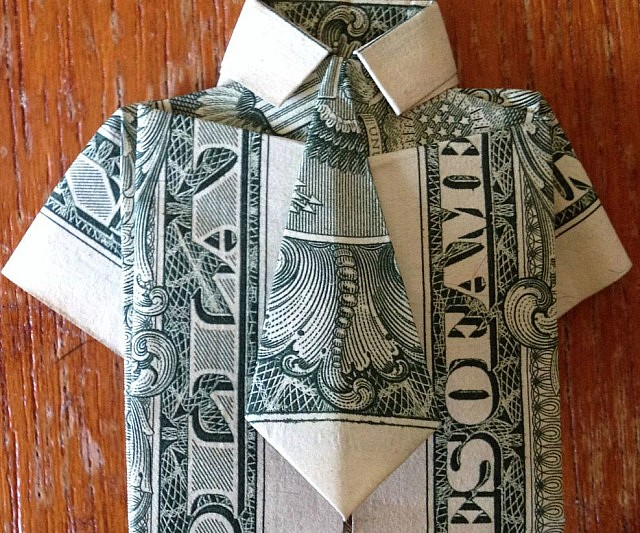 Money Origami Instruction Book