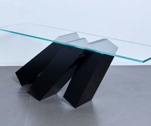 Monolith Console Table