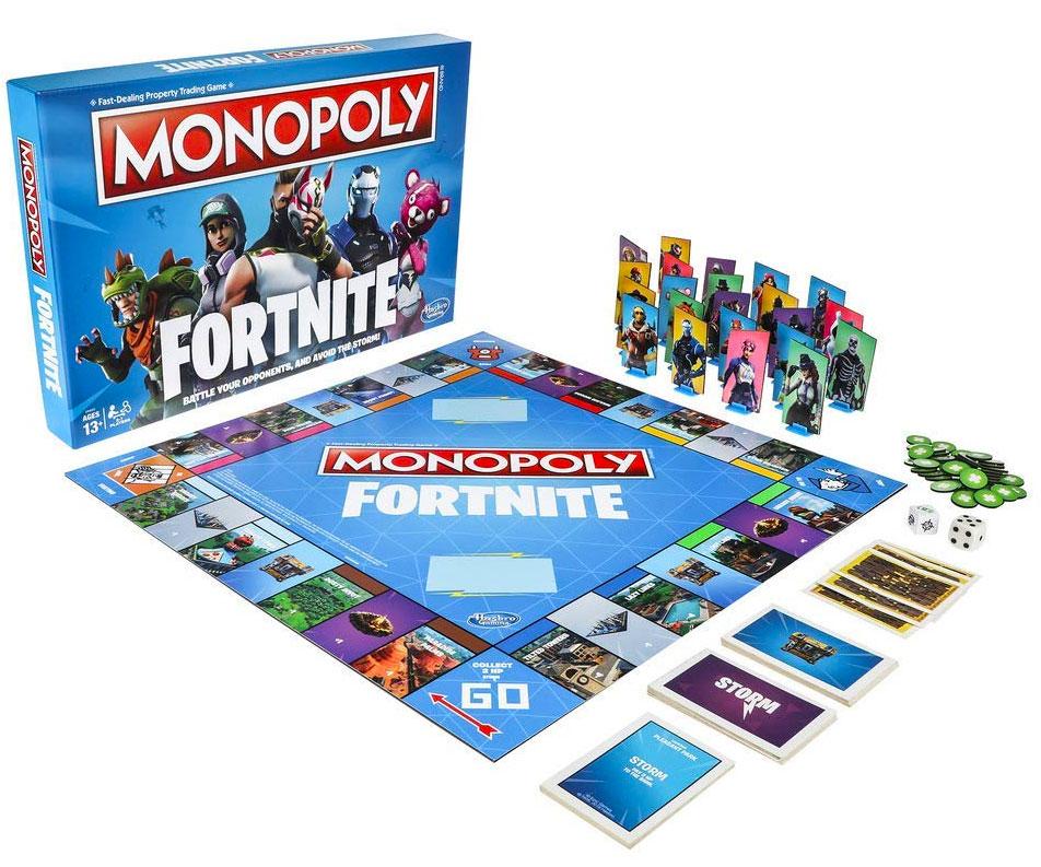 Monopoly: Fortnite Edition