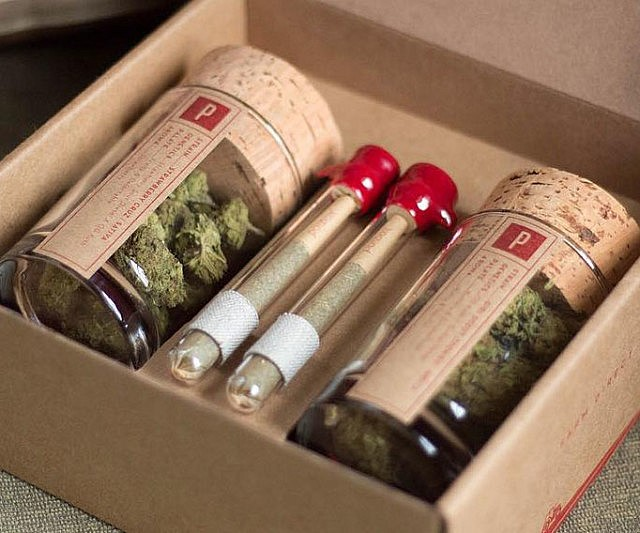 Monthly Weed Delivery Service