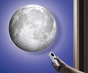 Moon Wall Light