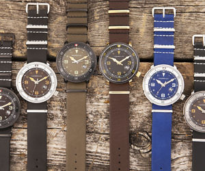 Morphic M58 Series Watches