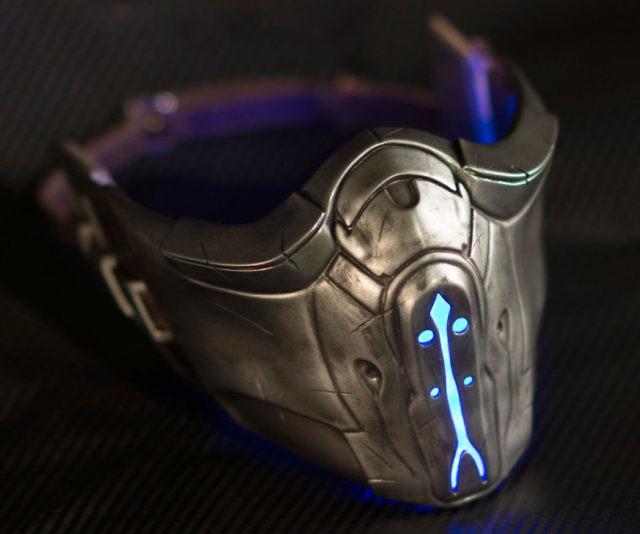 Mortal Kombat Sub Zero X Mask