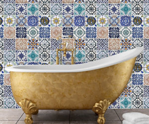 Fabulous Mosaic Tile Wall Sticker