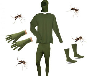 Mosquito Blocking Clothing