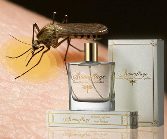 Mosquito Repellent Perfume