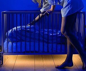 Motion Activated Bedlight